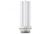 Ampoule éco fluocompacte Philips PL-R 4pin GR14q-1 17W 840 code 26604070