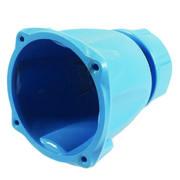 Poignée droite Marechal pour DS3 Poly bleu + presse etoupe 10-30mm