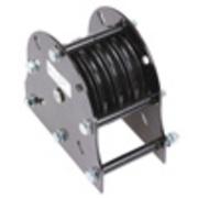 Poulie 100mm MF4 pour drisse et câbles 16mm max