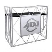 Régie DJ ADJ PRO EVENT TABLE II devant de scène Aluminium