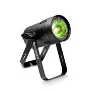 Projecteur Led Cameo Q-Spot 15W RGBW boitier noir