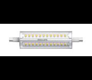 Ampoule LED LINEAR CORE PRO 14W=100W PHILIPS 220/240V R7S 3000K 118X29MM
