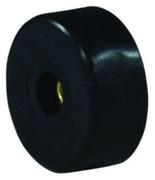 Pied type tampon caoutchouc de flight case diamètre 38mm hauteur 20mm