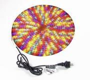 Flexible lumineux multicolore  9m avec prise secteur