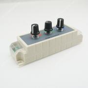 Driver controleur dimmer de LED RVB 3X3A 12 V avec 3 potentiomètres