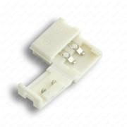 Connecteur jonction Femelle Femelle pour ruban à led 2 contacts (leds 3528)