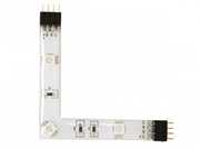 Module à LED étanche angle droit RVB 3 LED 5050