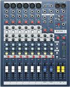 Console mixage  SOUNDCRAFT EPM6 6 mono 2 stéréo