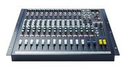 Console mixage Soundcraft EPM12 12 mono 2 stéréo