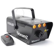 Machine à fumée - BeamZ S700-LED avec effet flamme 3x1W Ambre