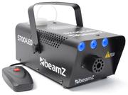 Machine à fumée - BeamZ S700-LED avec effet glace 3x1W Bleue