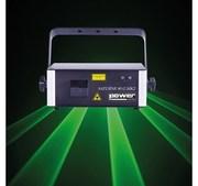 Laser - Power Lighting - Saturne 80mW Vert MK2