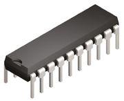 ADC0820BCNA, Dual, 8 bits-Bit, Parallèle, Différentiel, PDIP 20 broches