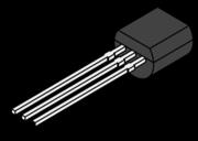 Thyristor BT169D 0.8A 400V
