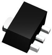 FCX493TA Transistor, NPN, 100 V, 1 A, SOT-89, 3 broches