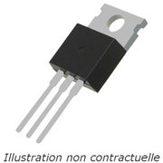 Transistor IRFZ44VPBF Mosfet-N unipolaire  60V 55A 115W TO-220AB