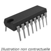 Circuit LM3915 commande vu-mètre 10 leds 3db/pallier DIL-18