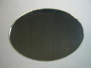 Miroir ovale 103mm x 77mm pour ledscan