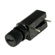 Porte fusible à vis horizontal pour fusible 5x20