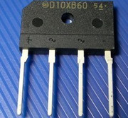 Pont de diodes D10XB60 600V 10A