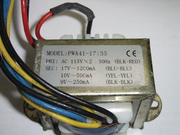 Transfo pour machine à brouillard HQ Power VDP600HZ et VDL600HZ