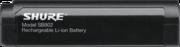 Batterie Shure SSP SB9022 Accessoires Accu Lithium-Ion