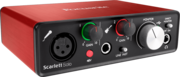 Carte son Focusrite Scarlett2 Solo 2 in 2 out