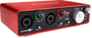 Focusrite SCARLETT2-2I2 Scarlett 2nd Gen Interface Audio 2 In - 2 Out
