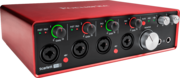carte son FocusRite Scarlett2 18I8 18 in 8 out