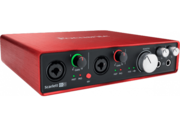 carte son FocusRite Scarlett2 6i6 6 in 6 out