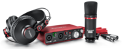Pack Studio Focusrite Scarlett Studio Carte son 2i2 + Casque + micro