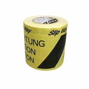 Gaffer Scotch passage de cable Noir et jaune 145 mm x 30m