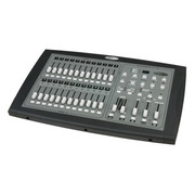 Console d'éclairage Showtec Showmaster 24 DMX 24 canaux multifonctions