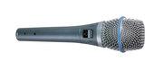 Micro Shure - BETA87A Voix - Statique Supercardioïde