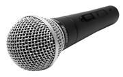 Micro Shure - SM58SE Voix - Dynamique avec Inter Cardioïde SM58