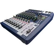Soundcraft Signature 10 table de mixage analogique USB 10 voies EQ 3 bandes