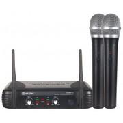 Double micro sans fil Skytec STWM712 VHF