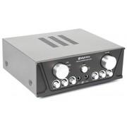 Amplificateur Skytronic 6 entrées noir 2 X 50W