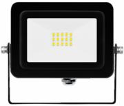 Projecteur Led étanche noir Beneito et faure SKY 10W blanc jour 5000K 1100 lumens