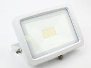 Projecteur Led étanche blanc Beneito et faure SKY 40W blanc neutre 4000K 3600 lumens