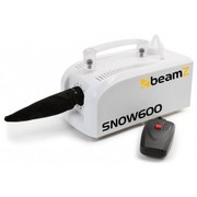 Machine à neige BeamZ snow 600W blanche