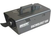 Machine à Neige Power Lighting SNOWBURST 600 Télécomande sans fils