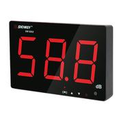 Sonometre numérique à affichage digital 130db max enregistreur de données