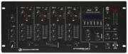 Table de mixage Technisound SPMX83E-MP3 8 entrées talkover echo lecteur MP3