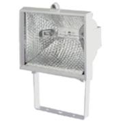 projecteur exterieur max 500W 118mm Blanc