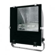 projecteur architectural exterieur 400W Iodure noir asymetrique