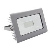 Projecteur Exterieur Led 100W blanc neutre 4000K gris IP65