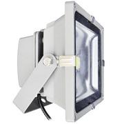 Projecteur exterieur gris Led 30W blanc chaud IP65