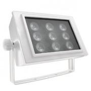 projecteur exterieur Blanc à 9 leds 1W
