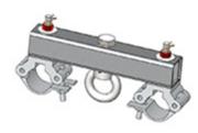 ASD ST390 Suspension 1t pour structure 390